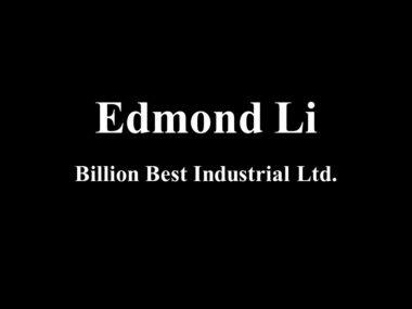 Billion Best Industrial Ltd